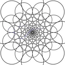 Recursive Circles