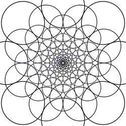 Recursive Circles by elminino