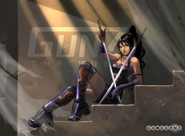Gunz Art By Gunzer X On Deviantart