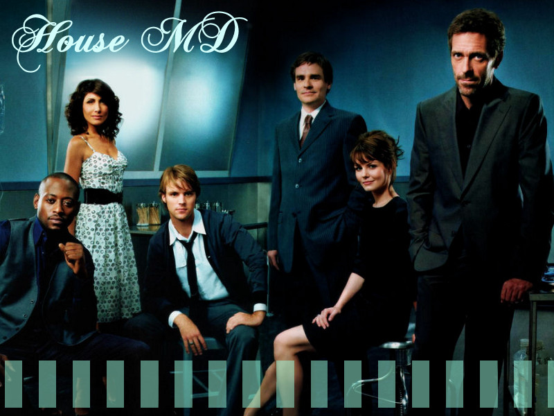 house md wallpapers. House MD Wallpaper by
