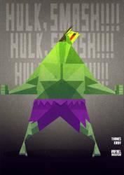Hulk by Itinen