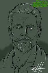 Matt Damon Green Arrow