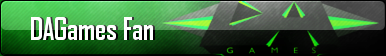 DAGames Fan Button by TheTARDISMistress