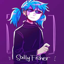 sal fisher by aellira