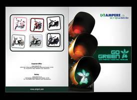 Amphere Go Green by HeyShiv