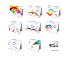 Calendar Design Presentation by HeyShiv