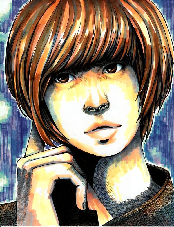Niel Portrait by mersan-sama