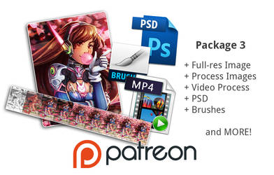 Patreon Package 3 by Othellophi