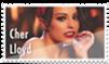 Cher Lloyd stamp by ChocoStyle