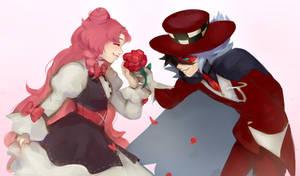 (C) Anti Joker x Rose