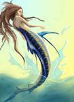 Marlin Maid/ Mermaid