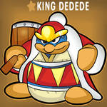 Super smash bros for the wii u/3ds-King Dedede