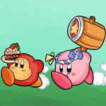Kirby Tuesday- Hammer Kirby