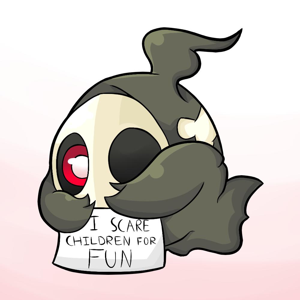 Pokemon Shaming- Duskull