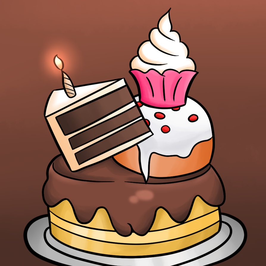 A Very Belated Birthday-Extra Cake Version By