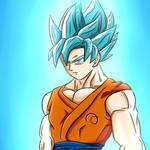 Dragon Ball Super- Super Saiyan Blue