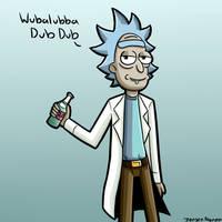 Rick and Morty Season 3 Baby! by 4bitscomic