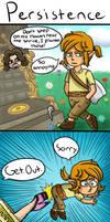 Legend of Zelda Breath of the Wild: Persistence