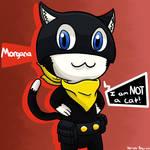 Persona 5- Phantom Thief Morgana