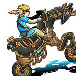 Legend of Zelda DLC: Breath Of The Cycle