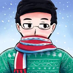 Happy December Everybody! by 4bitscomic