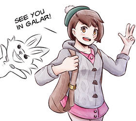 Pokemon Sword and Shield Announced! by 4bitscomic
