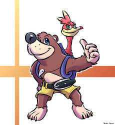 Super Smash Bros. Banjo-Kazooie