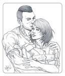 Comm - Shepard and Vega