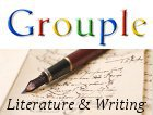 Grouple: Literature + Writing by WorldWar-Tori