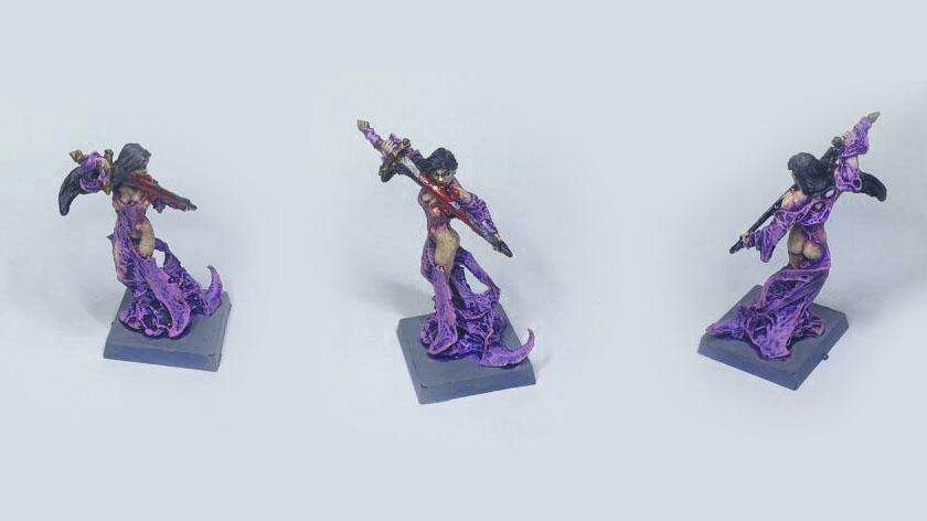 Leonora, Vampiresa de GameZone by JLMelladoValle
