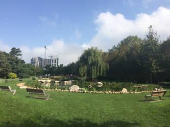 Gibraltar park