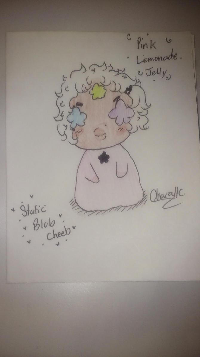 Static the Blob Cheeb by CharaHoneyChan