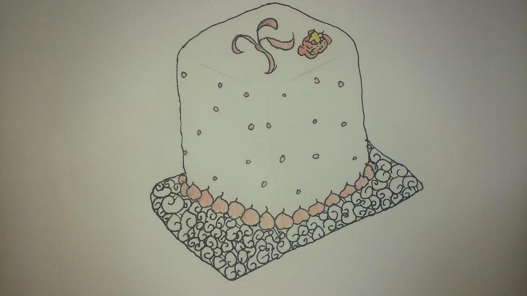 Kiiro's Cake by CharaHoneyChan