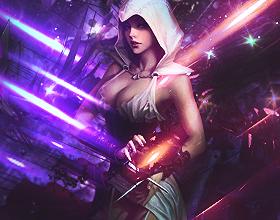 Assassins Creed Girl by matheussos