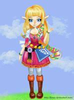 Zelda by FinaSusu