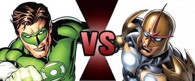 Green Lantern Vs Nova | www.pixshark.com - Images ...