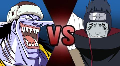 Death Battle: Arlong vs. Kisame by Dimension-Dino on DeviantArt