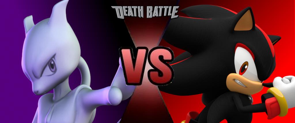 Mewtwo vs shadow prelude by dimension dino on deviantart - Shadow the hedgehog pokemon ...