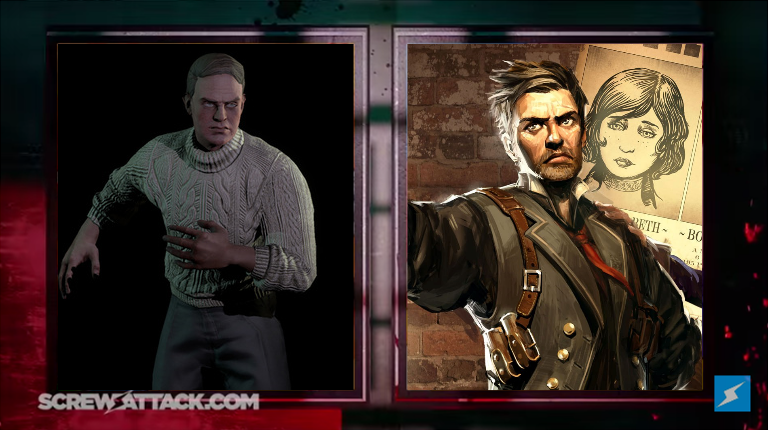 Jack vs. Booker Set by Dimension-Dino