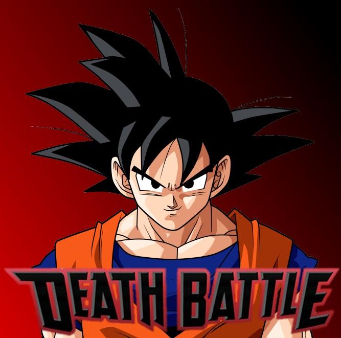 Goku By Dimension Dino