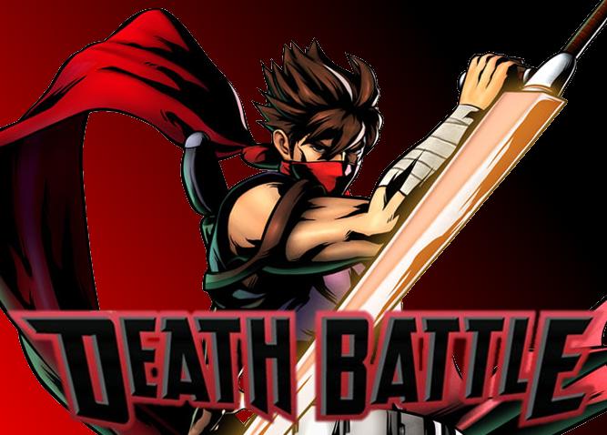 Death Battle Arena Strider Hiryu By Dimension Dino On DeviantArt