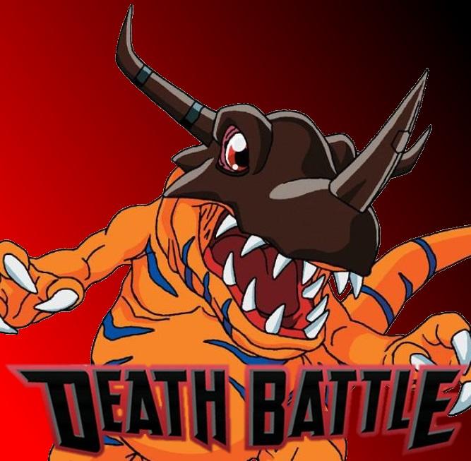 825fb505c7 Death Battle Arena  Greymon by Dimension-Dino on DeviantArt