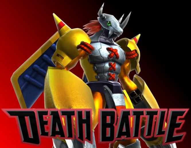 f83ecb47f3 Death Battle Arena  WarGreymon by Dimension-Dino on DeviantArt