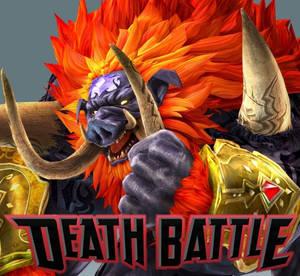 3887603afc Death Battle Arena  Mewtwo by Dimension-Dino on DeviantArt