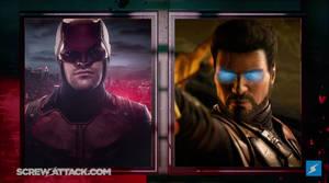 Death Battle: Daredevil vs  Kenshi by Dimension-Dino on DeviantArt