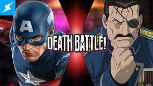 Death Battle: Captain America vs  King Bradley by Dimension