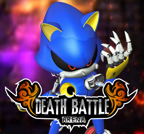 Death Battle Arena Metal Sonic By Dimension Dino On Deviantart
