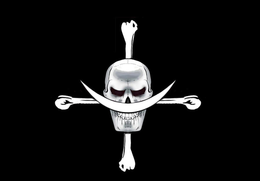 Whitebeard pirates symbol - photo#12