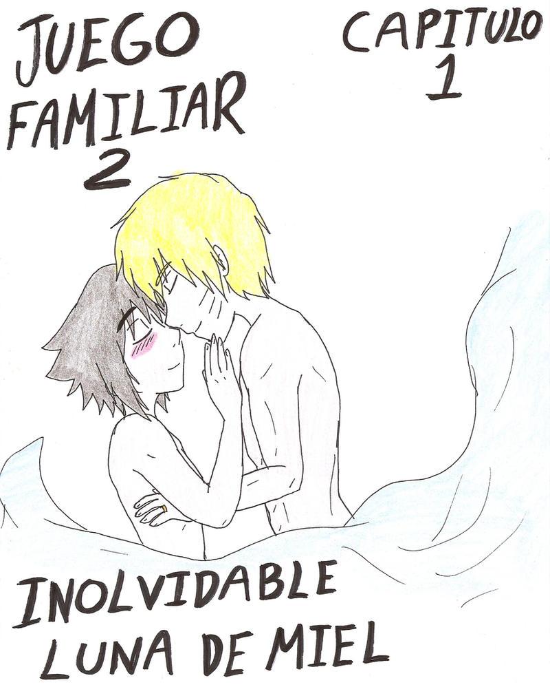 narusasu juego familiar 2 COVER 1 by stephaniekawai