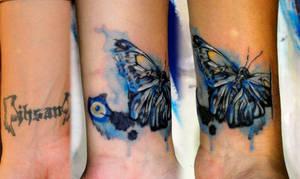 butterfly by koraykaragozler